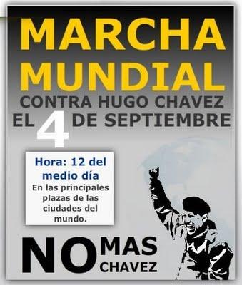 Marcha Contra Chavez