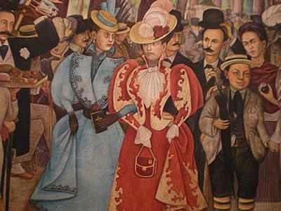El Martí del pintor mexicano Diego Rivera.