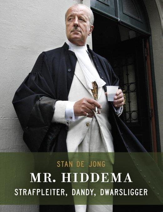 Mr. Hiddema – het boek