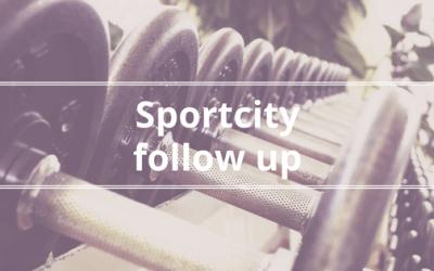 Sportcity follow up