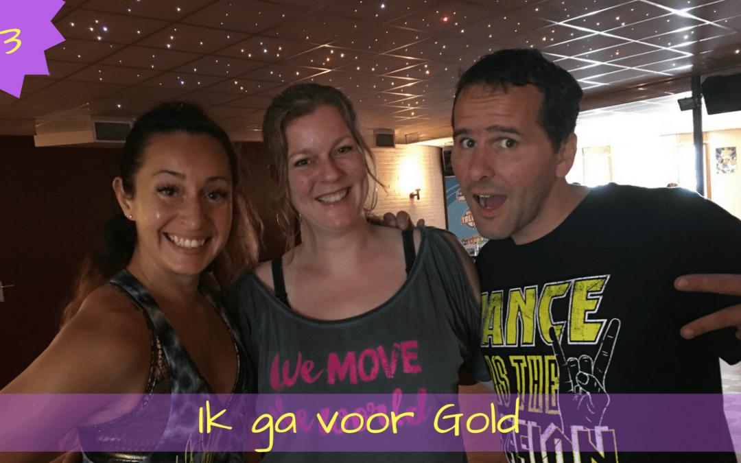 Ik ga voor Gold | Vlog #3