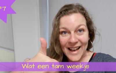 Een kalm en rustig weekje   Vlog #7