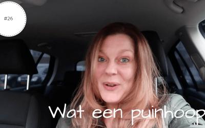 Wat een puinhoop | Vlog #26