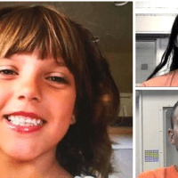 Depraved mother: Michelle Martens and boyfriend Fabian Gonzales, 31  injected her daughter with meth, sexually assaulted, strangled and dismembered 10-year-old Victoria on her birthday