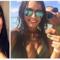 Pleads guilty: Isabelle Lagacé pleads guilty to smuggling cocaine worth $30 million into Australia on a cruiseship
