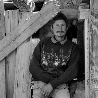 Fernando Mario Rael, Ranchos de Taos, New Mexico, 2007