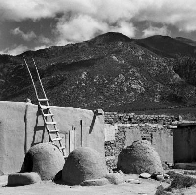 Taos Pueblo, New Mexico, 2007