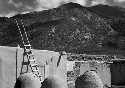 De Pueblo Bonito a Taos Pueblo