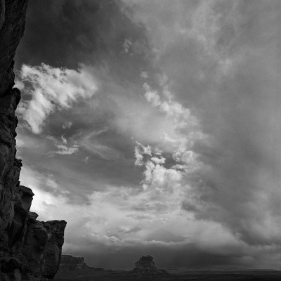 5-Chaco Valley, New Mexico, 2007