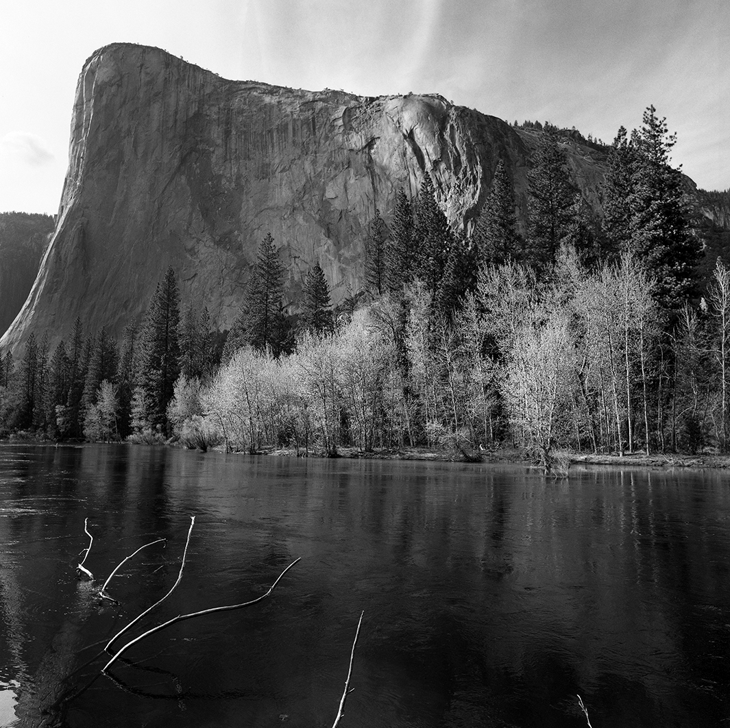 El Capitan, Merced River, Yosemite Valley
