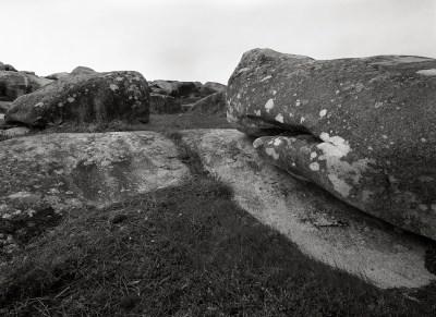 Roca zoomorfa, Corrubedo, A Coruña, 1993