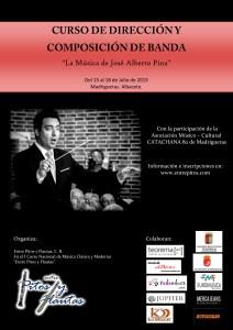 Cartel Curso Dirección Madrigueras