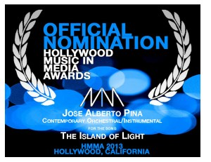 Official Nomination Hollywood Music In Media Awards