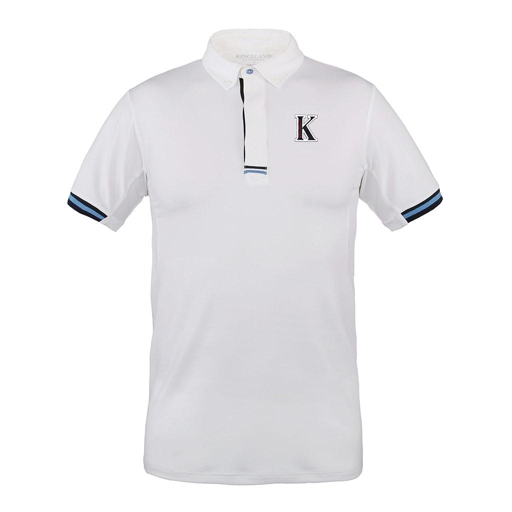 Kingsland Turniershirt Jungen  Classic