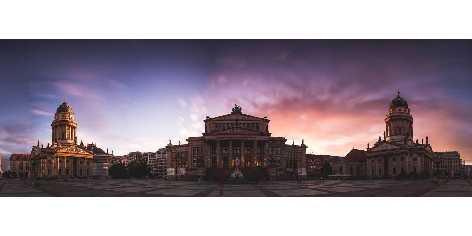 Live your Life - Descubre Berlín - Gendarmenmarkt
