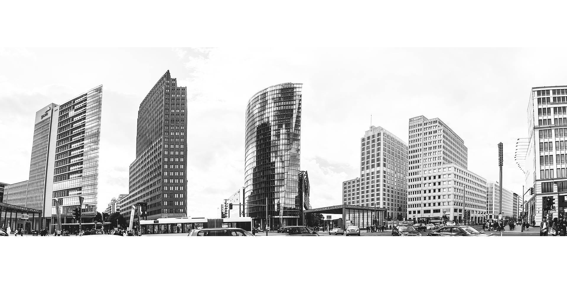 Live your Life - Descubre Berlín - Potsdamerplatz