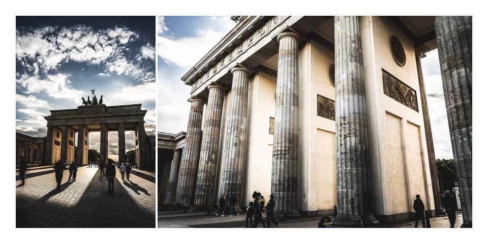 Live your Life - Descubre Berlín - Puerta de Brandenburgo