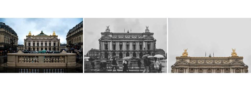 Live your Life - París - Ópera Garnier