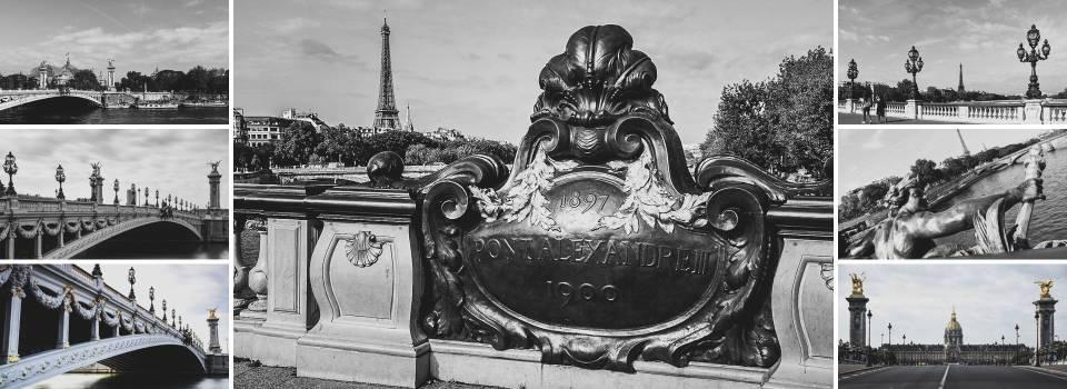 Live your Life - París - Pont Alexandre III