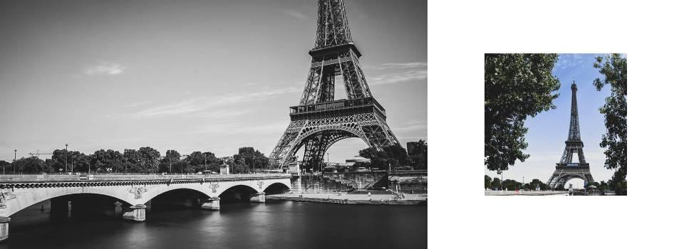 Live your Life - París - Tour Eiffel