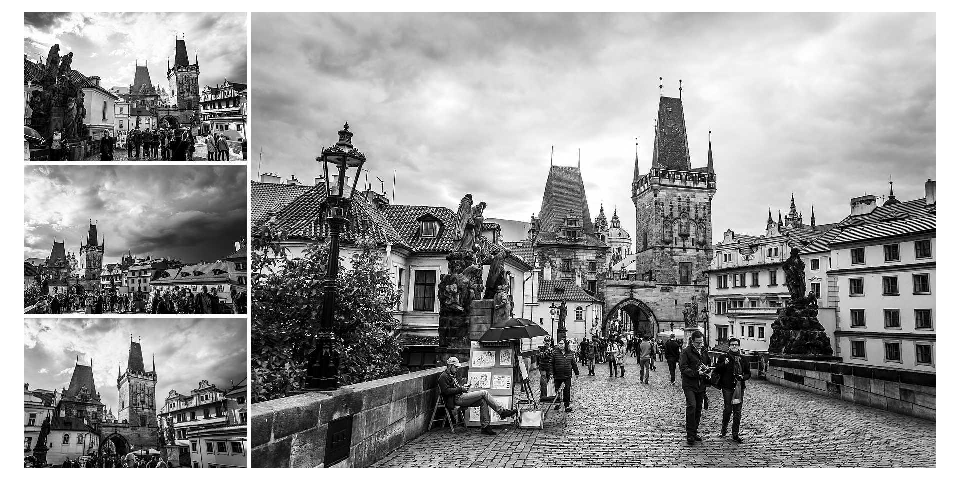 Live your Life - descubre Praga - Karlův most