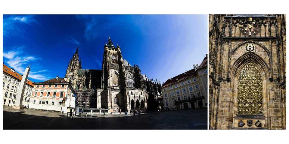 Live your Life - descubre Praga - Katedrála Sv. Víta