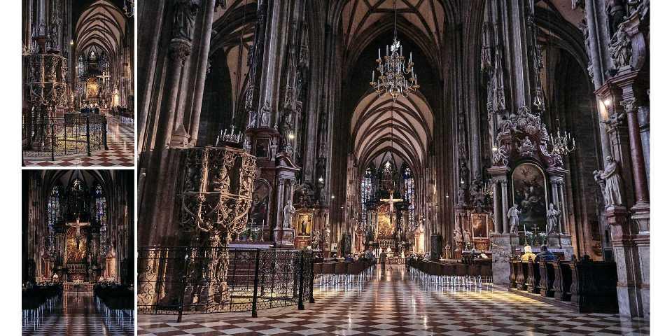 Live your Life - Descubre Viena - Catedral de Viena