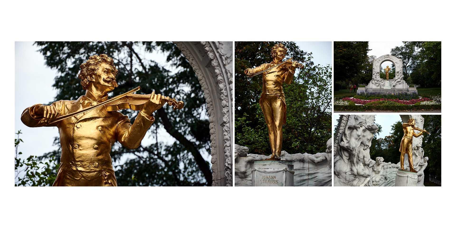 Live your Life - Descubre Viena - Stadtpark