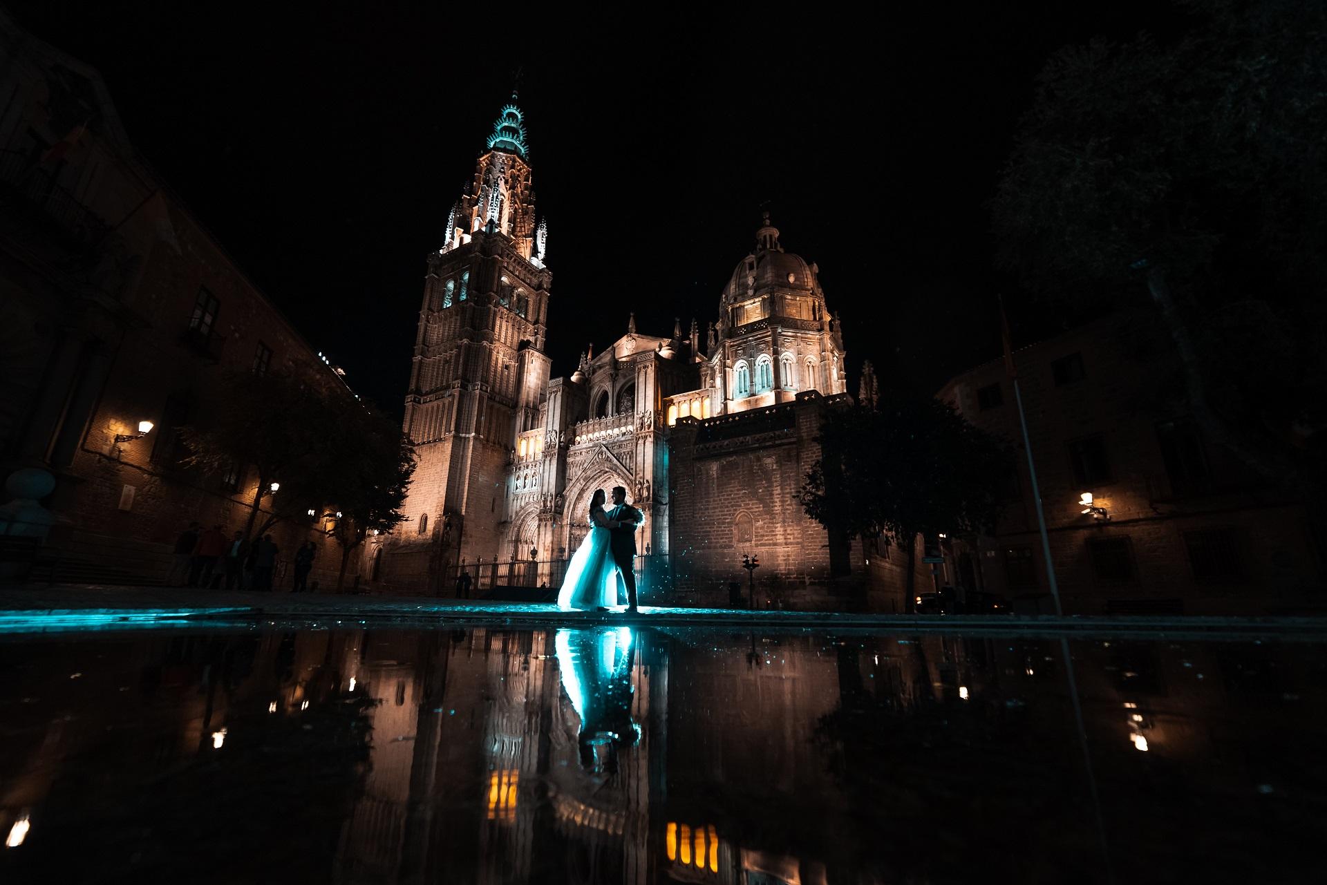 José Álvarez - Fotógrafo de bodas en Toledo