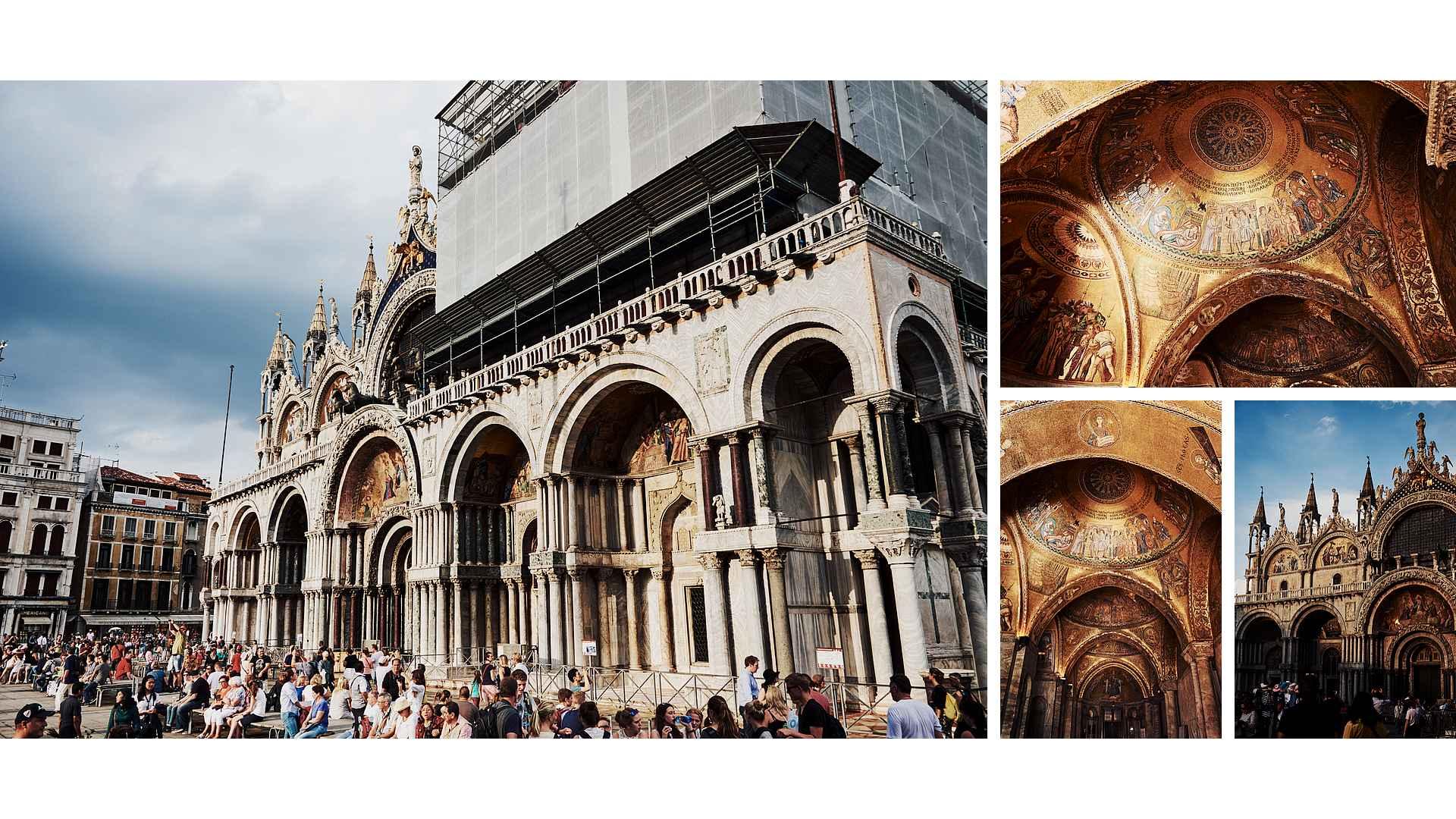 Basílica de San Marcos - Descubre Venecia - Live your Life - José Álvarez Fotografía