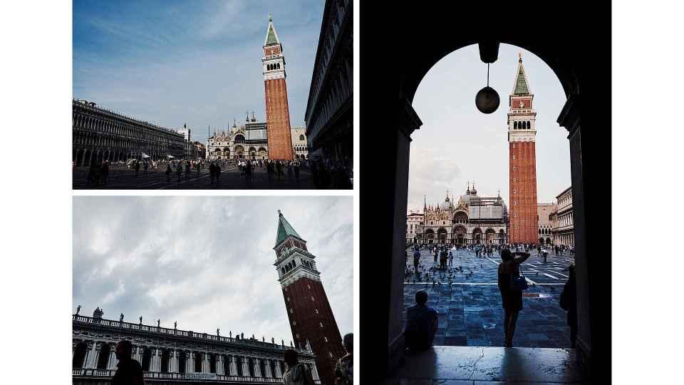 El Campanile - Descubre Venecia - Live your Life - José Álvarez Fotografía