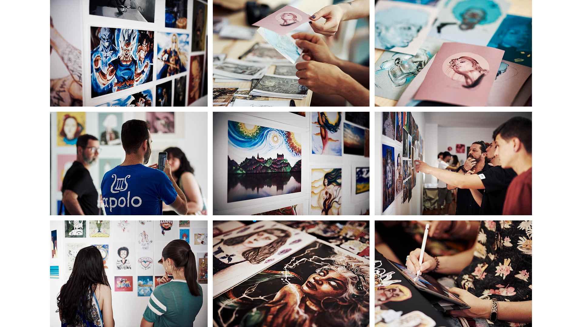 Ilustrato - Apolo Toledo - José Álvarez Fotografía