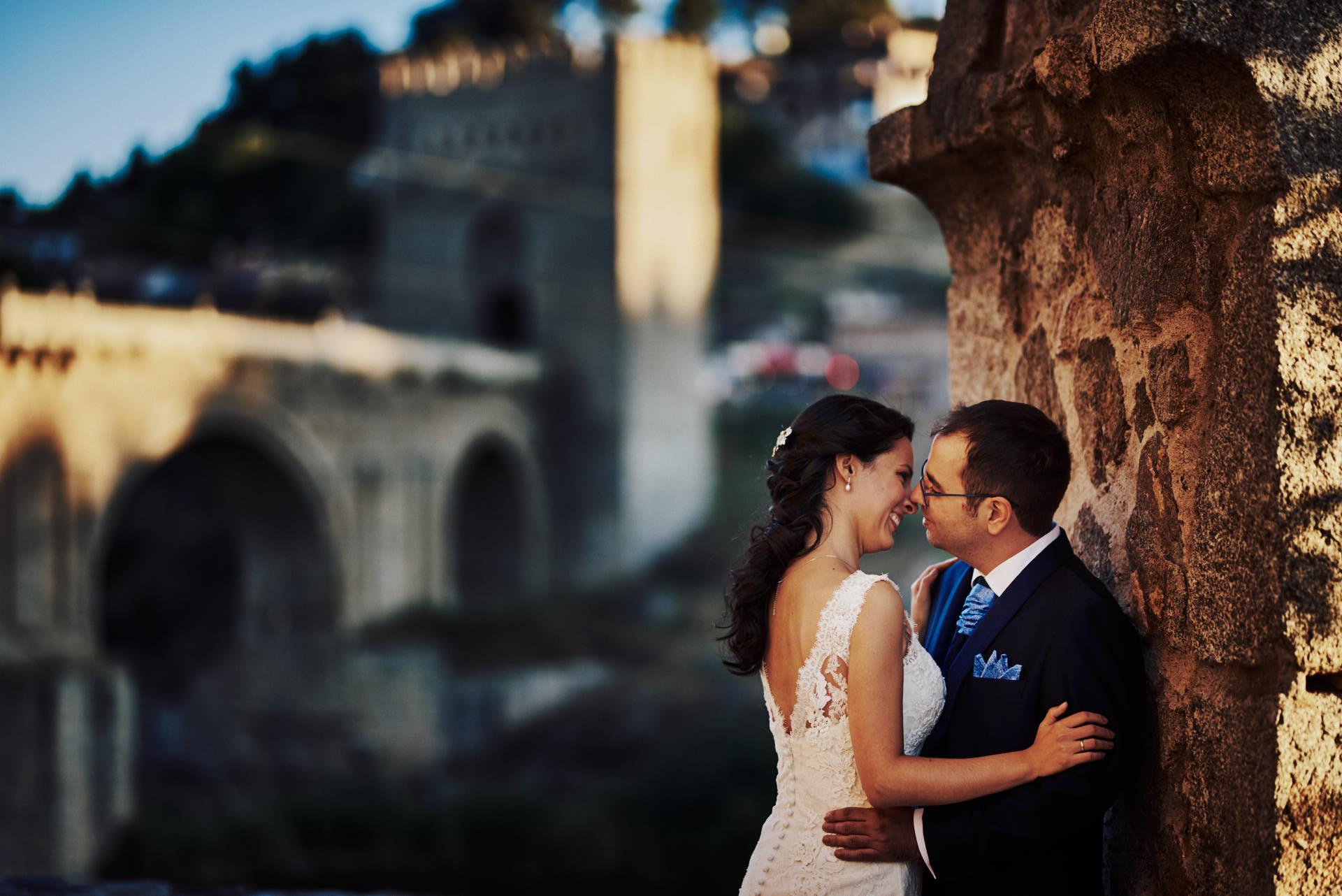 Postboda David & Cristina - Toledo - José Álvarez Fotografía