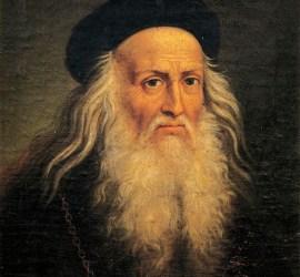 Los pioneros de la fotografía. Leonardo Da Vinci - José Álvarez Fotografía