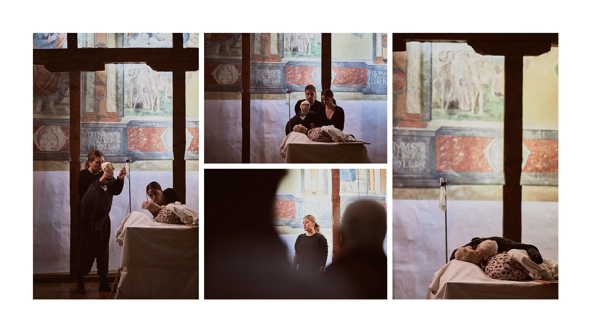 El último acto de amor - Apolo Toledo - José Álvarez Fotografía