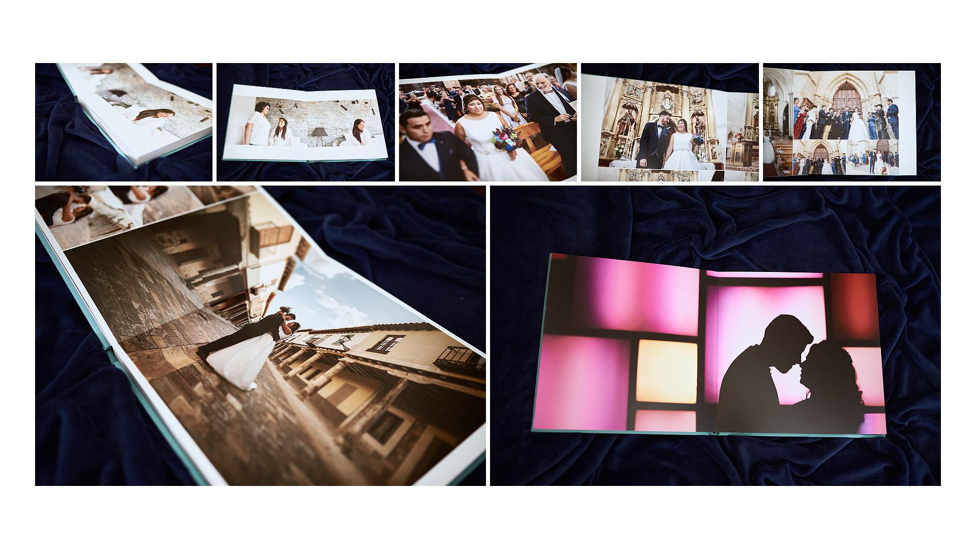 Álbum de Boda - D&G