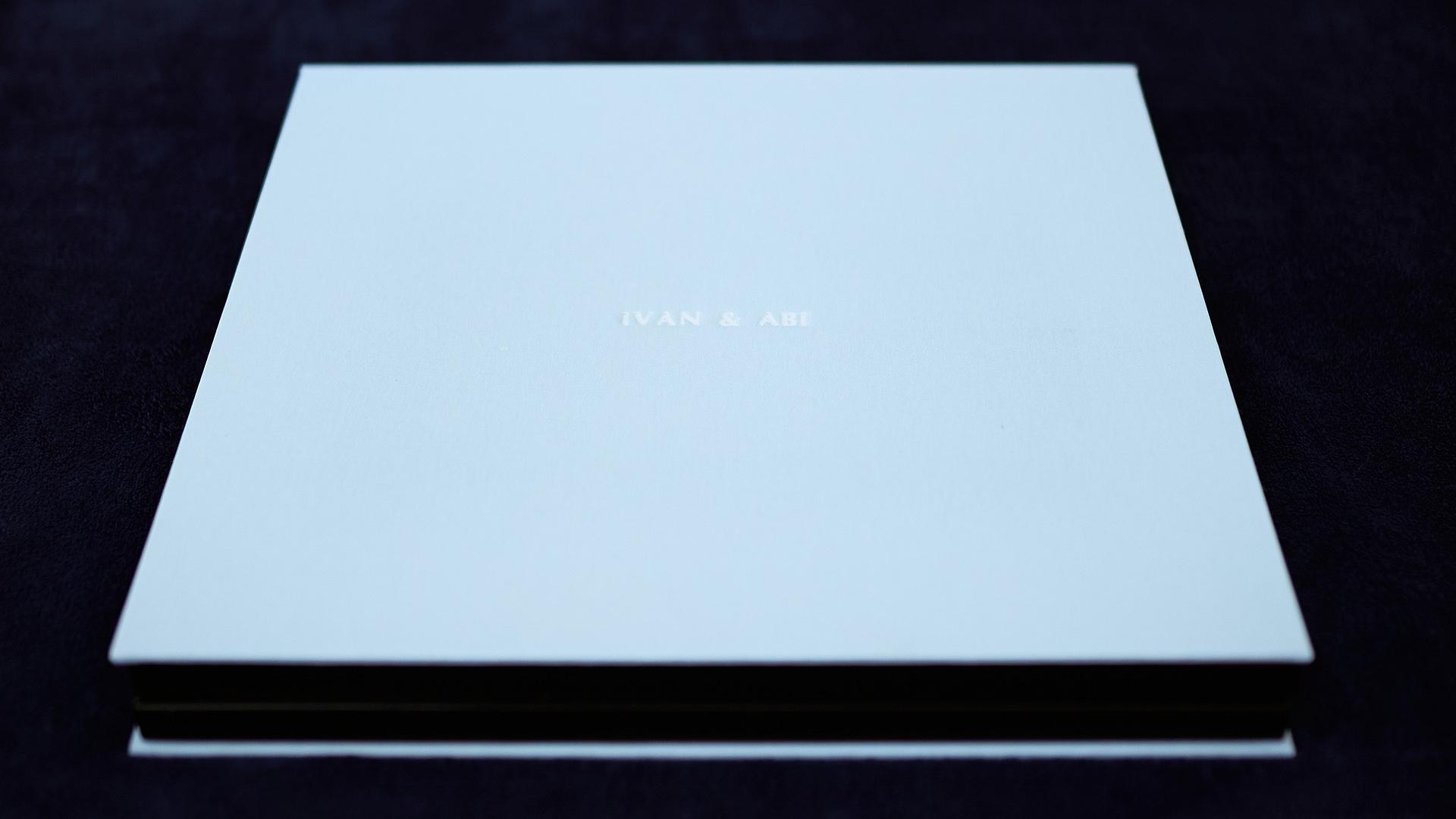 Álbum de Boda - I&A