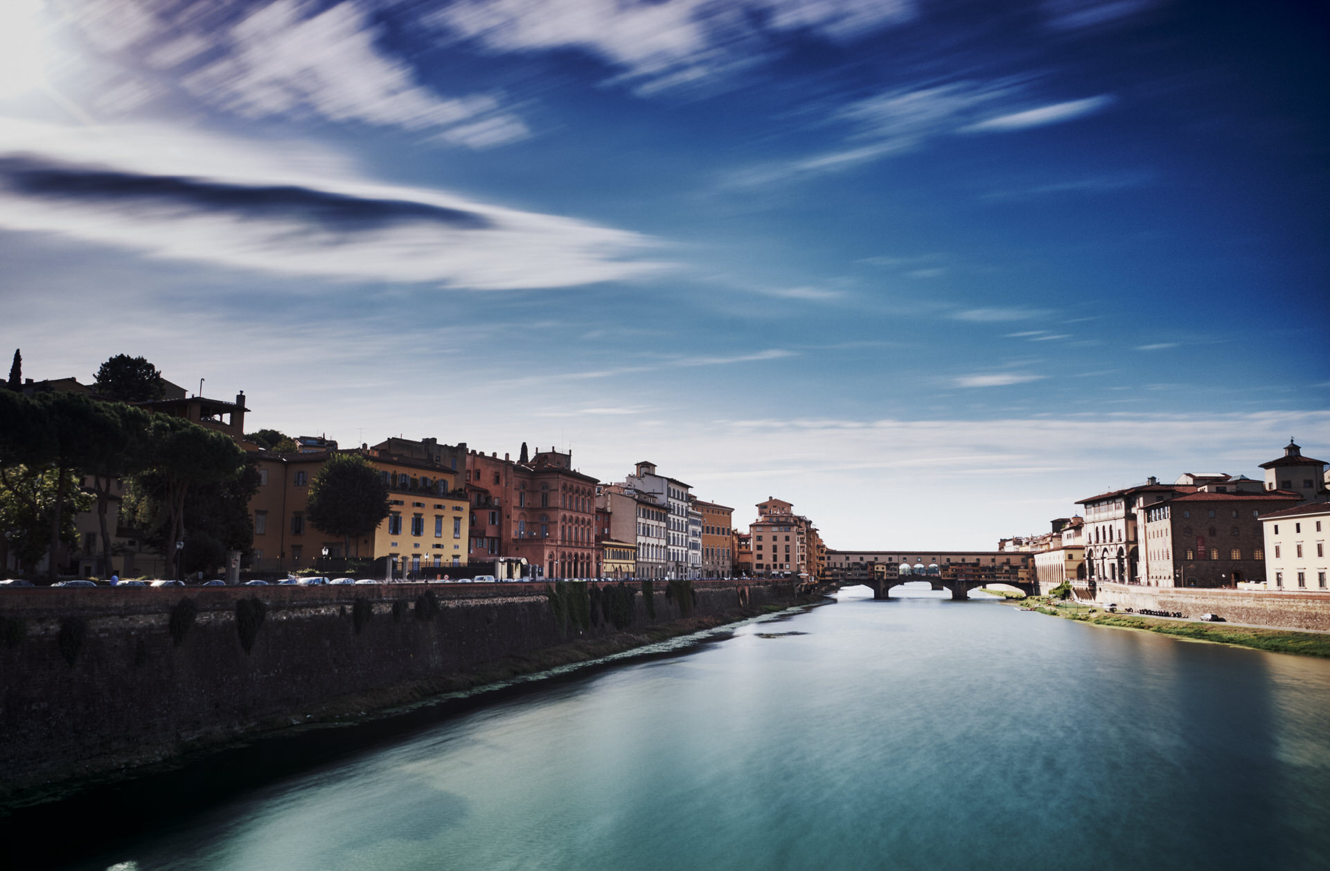 Ponte Vecchio - Florencia - José Álvarez Fotografía