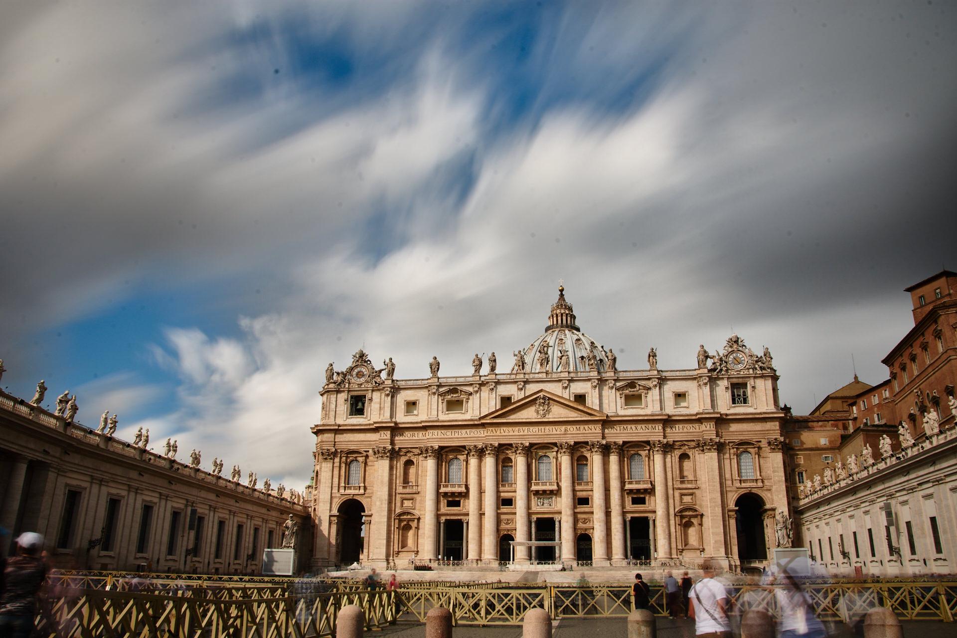 Basílica de San Pedro - Roma - José Álvarez Fotografía