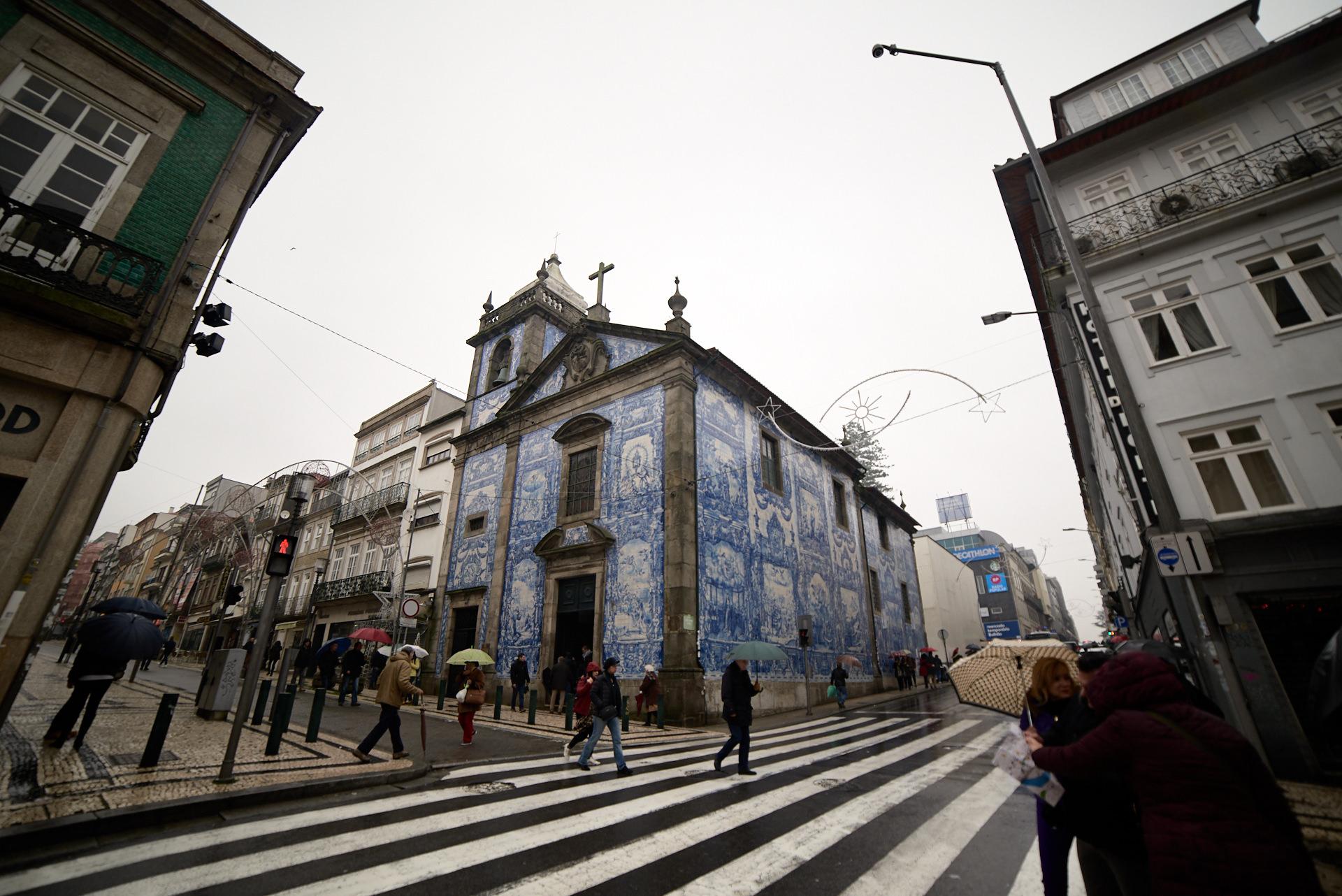 Capilla de las Almas - Oporto - José Álvarez Fotografía