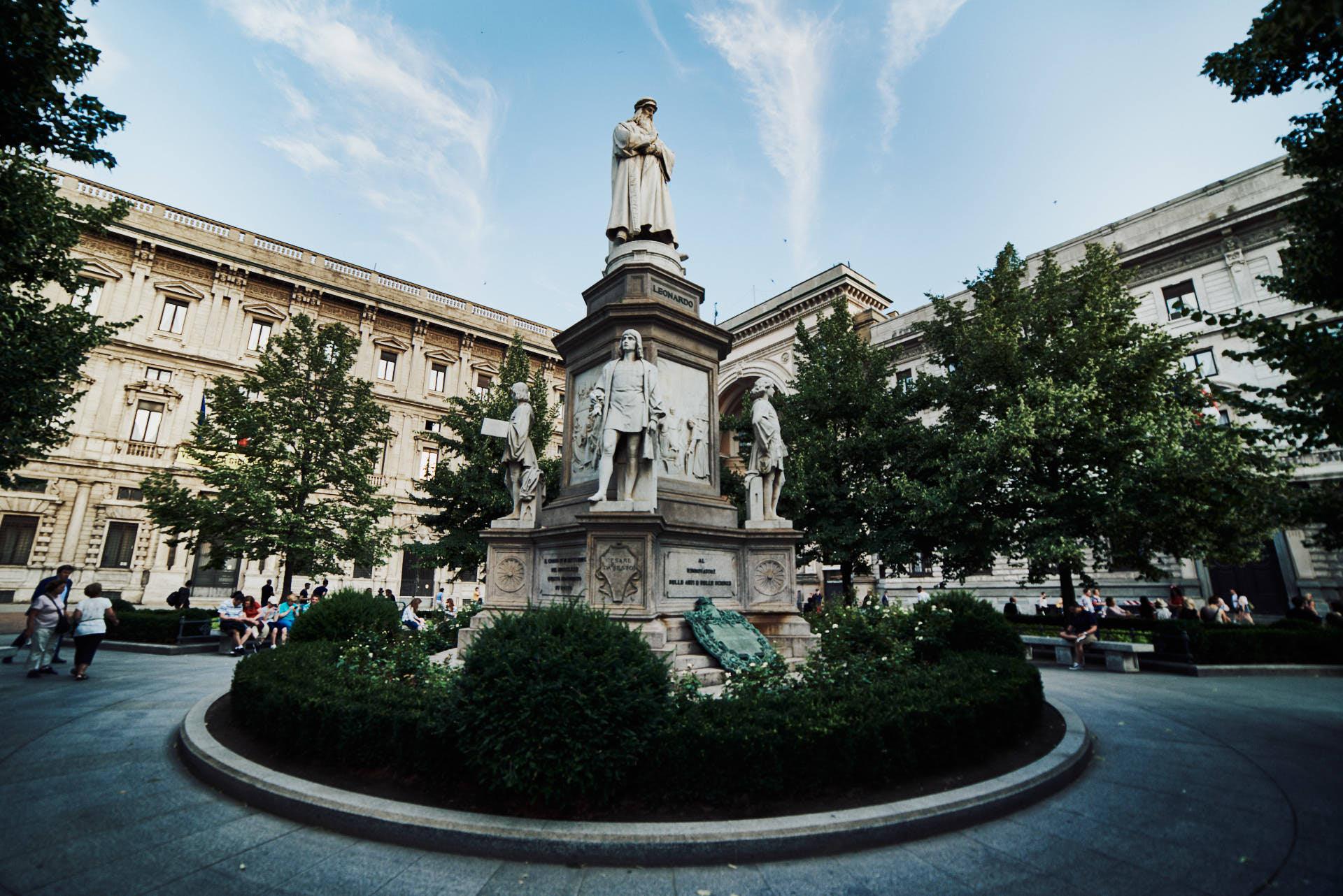 Piazza della Scala - Milán - José Álvarez Fotografía
