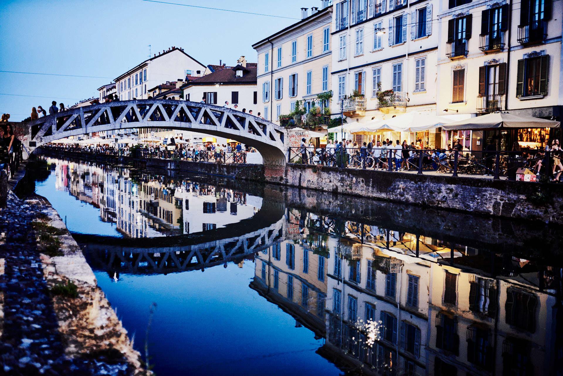 Navigli - Milán - José Álvarez Fotografía