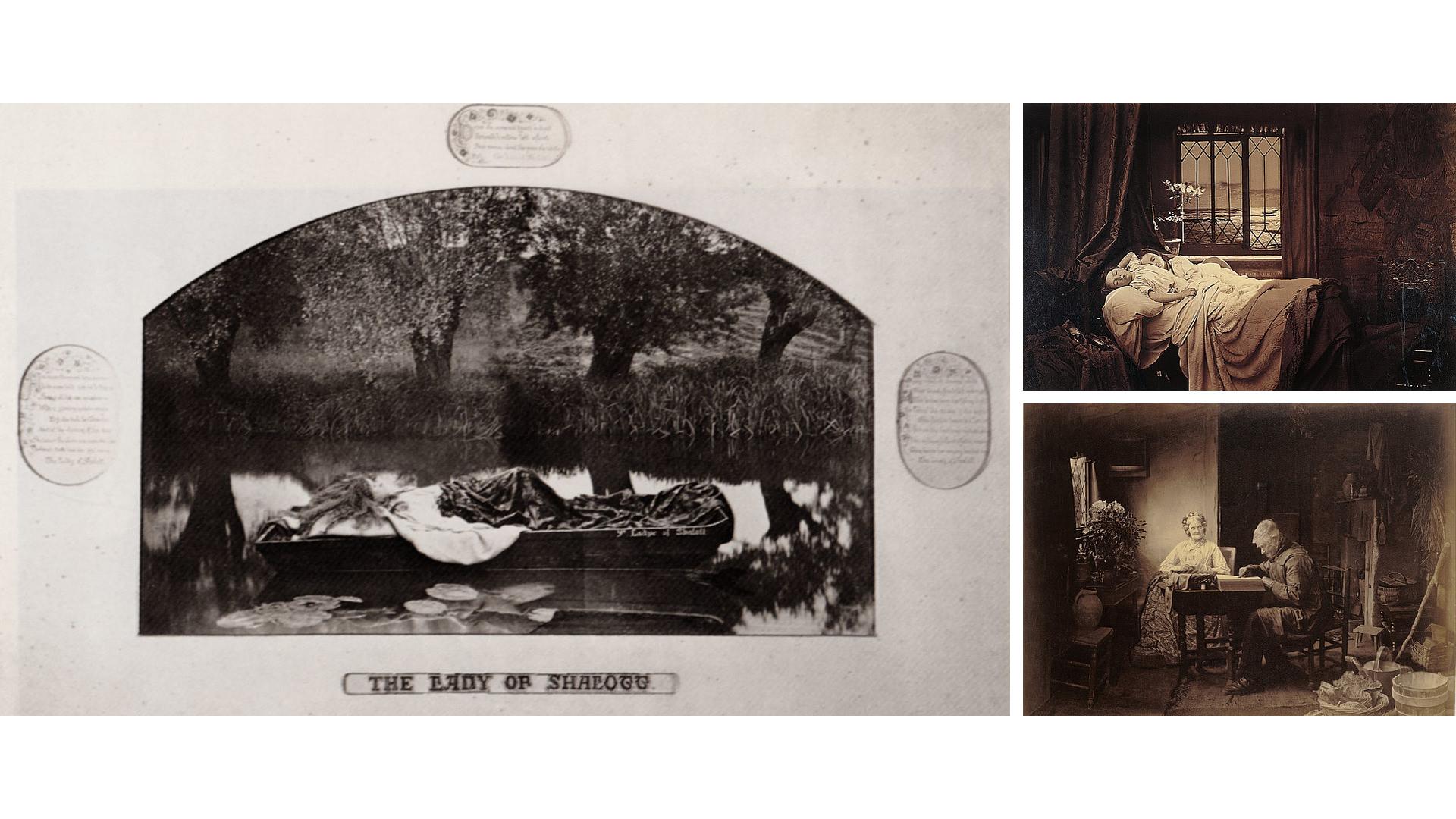 Henry Peach Robinson - Historia de la Fotografía - José Álvarez Fotografía