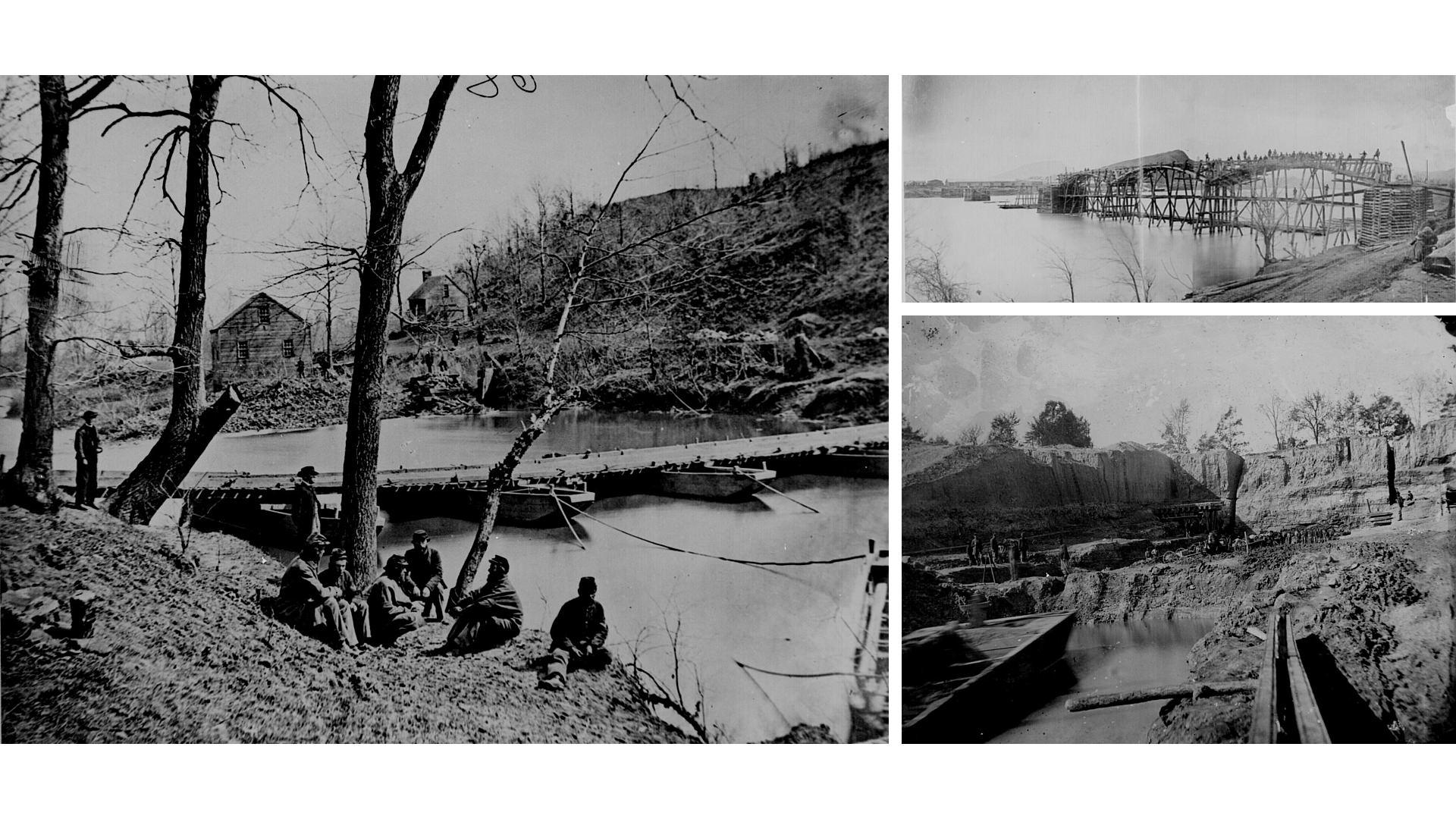 Guerra de Secesión - Historia de la Fotografía - José Álvarez Fotografía