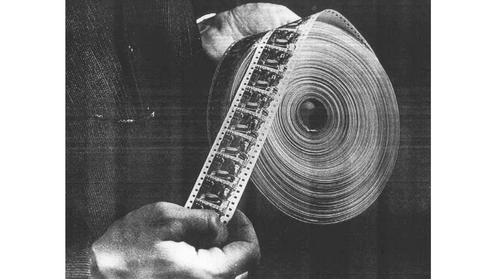 El Celuloide - Historia de la Fotografía