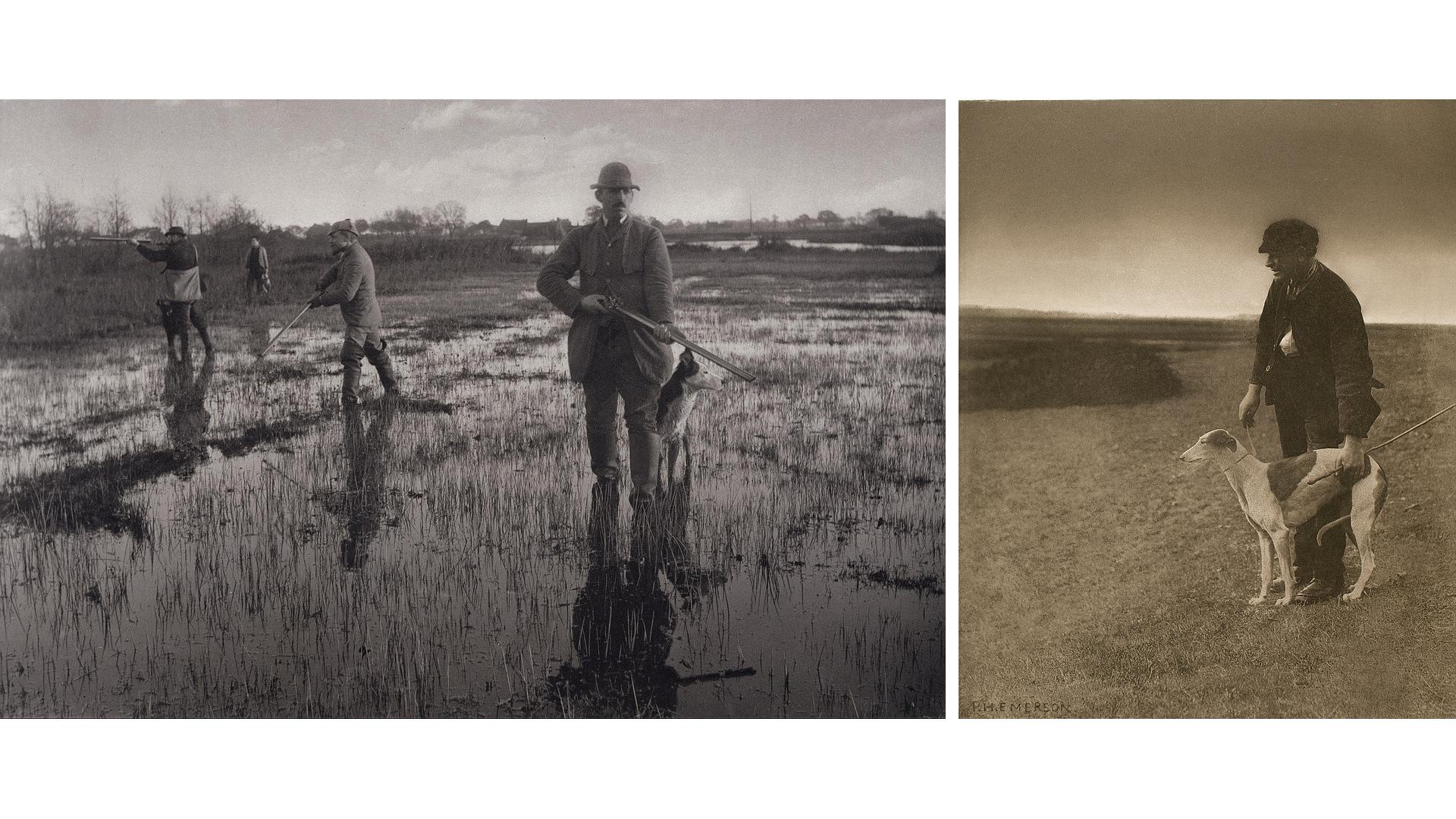Peter Henry Emerson - Historia de la Fotografía - José Álvarez Fotografía