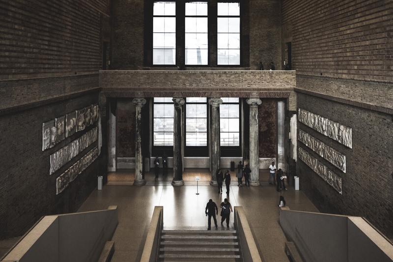 Neues Museum de Berlín