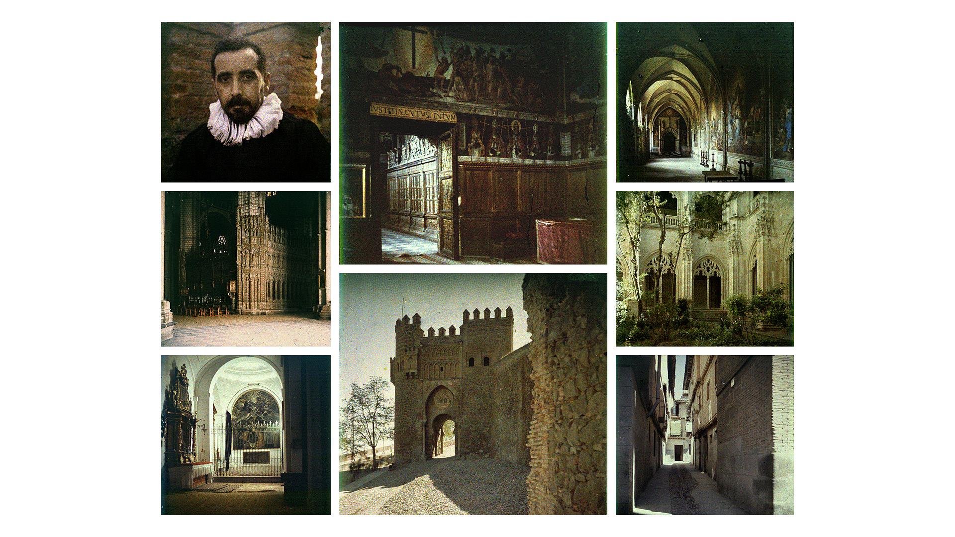 Autochrome - Historia de la Fotografía - José Álvarez Fotografía