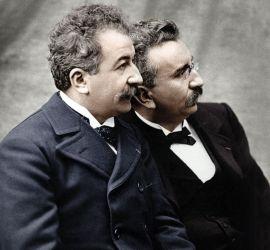Hermanos Lumiere - Autochrome - José Álvarez Fotografía