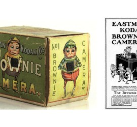 Kodak Brownie nº2 - Historia de la Fotografía - José Álvarez Fotografía